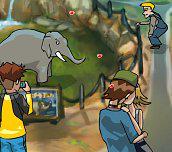 Hra - Bozkávanie v zoo