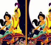 Hra - Aladin Differences