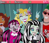 Hra - Monster High Bubbles