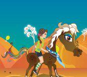 Hra - Pony racing