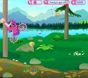 Hra - Barbie Bike Stylin' Ride