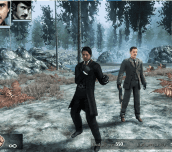 Hra - Sherlock Holmes: A Game of Shadow