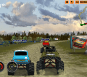 Hra - Monster Truck Fever