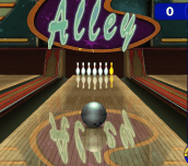 Hra - Gutterball Golden Pin Bowling