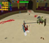 Hra - Carnage Colosseum