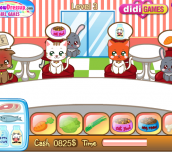 Hra - Pet Restaurant