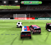Hra - World Hummer Football