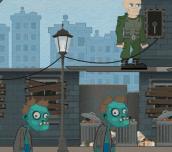 Hra - Zombie Flood