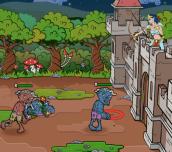 Hra - Defend The Castle