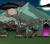 Hra - Gnome Mans Land