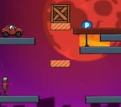 Hra - Cars vs Zombies