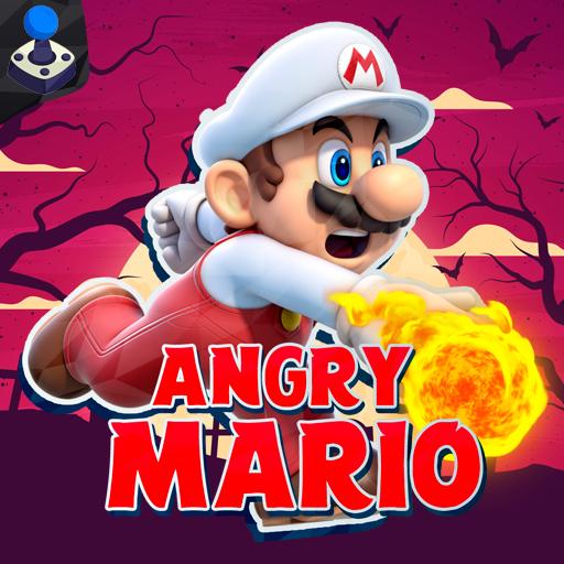 Hra - Super Mario Halloween