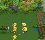 Hra - Knights vs Zombies
