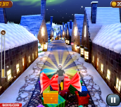 Hra - Angry Gran Run Christmas Village