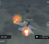Hra - Air War 3D Invasion