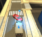 Hra - Park It 3D Ambulance