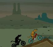 Hra - Scooby Shadow Race