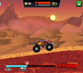 Hra - Mad Truck Challenge