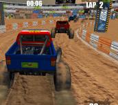 Hra - Monster Wheels 3D