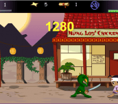 Hra - 3 foot ninja