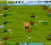 Hra - Command & Defend