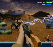 Hra - Warzone Getaway
