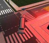 Hra - Limo Parking 3D