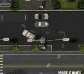Hra - Jeep City Parking