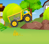 Hra - Stone Transporter