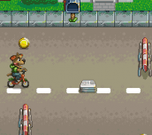 Hra - Bike Tyke