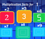 Hra - Multiplication Facts