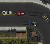 Hra - Racing Titans
