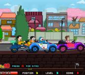 Hra - Doraemon Street Race