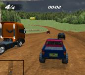Hra - Thunder Cross Racing
