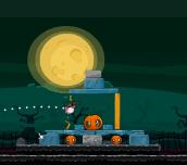 Hra - Angry Brain Halloween