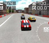 Hra - Cars Racing Saga