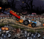Hra - Halloween Pumpkin Cargo