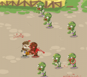 Hra - Zombie Incursion