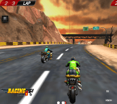 Hra - Bike Racing 2014