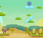 Hra - Cowboy vs Martians