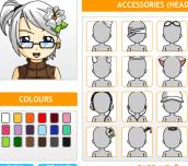 Hra - Anime Face Maker