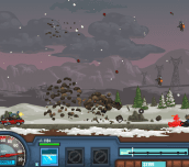 Hra - Road of Fury 2 Nuclear Blizzard