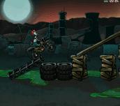 Hra - Atomic Zombie Motocross