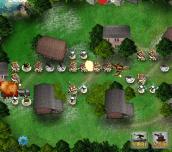 Hra - Battleground Defense