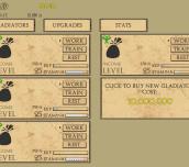 Hra - Idle Gladiators