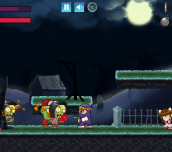Hra - Ninja Ben vs Zombies