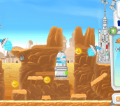 Hra - Phineas And Ferb Star Wars Droid Masters