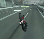 Hra - Motorbike vs Police