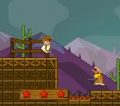 Hra - Cowboy Zombie Hunter