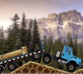 Hra - Load Timber Truck
